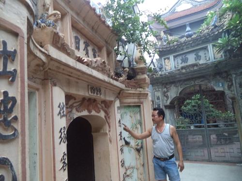 233649baoxaydung 25 Cùng nhìn qua kiến trúc những ngôi nhà lạ lùng ở làng Triều Khúc Hà Nội