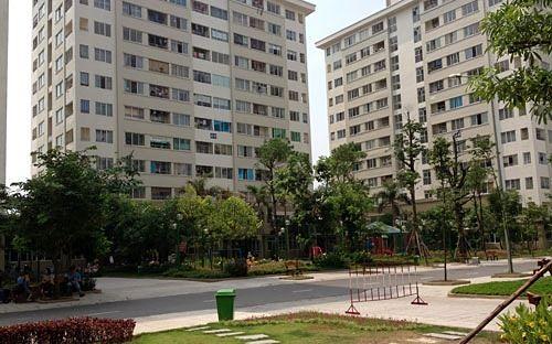 Xác định chỉ tiêu dân số khi điều chỉnh cơ cấu căn hộ