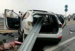 Vụ tai nạn hy hữu trên tuyến cao tốc Nội Bài – Lào Cai