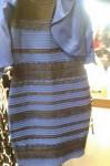 Bí ẩn của chiếc váy đổi màu gây