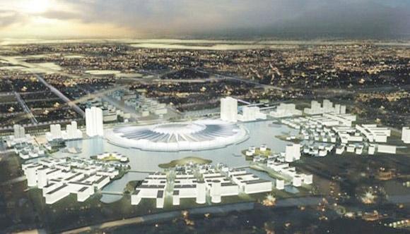 Xây dựng Trung tâm Hội chợ triển lãm mới tầm cỡ quốc tế