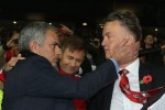 Mourinho sẽ về M.U thay Van Gaal