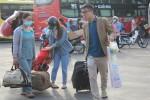 Hàng triệu lao động vật vã rời TP HCM về quê ăn Tết