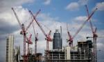 Lĩnh vực xây dựng Vương quốc Anh tăng trưởng chậm