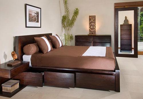 155729baoxaydung image002 Thiết kế biến tấu cho phòng ngủ nhà phố thêm ấn tượng và tiện nghi
