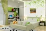 Biến tấu cho phòng ngủ nhà phố thêm ấn tượng và tiện nghi