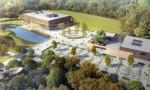 Dự án trường trung học tràn đầy ánh sáng tự nhiên tại Hà Lan