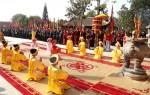 Phú Thọ: Chính thức khai hội Đền Mẫu Âu Cơ xuân Bính Thân 2016