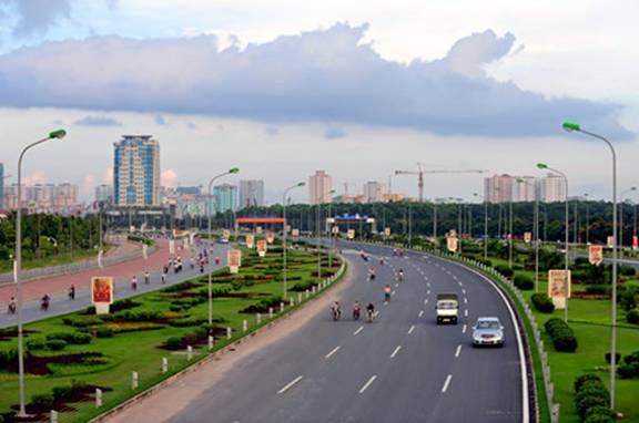 Hà Nội: Duyệt nhiệm vụ xác định chỉ giới đường đỏ tuyến đường Vành đai 3,5