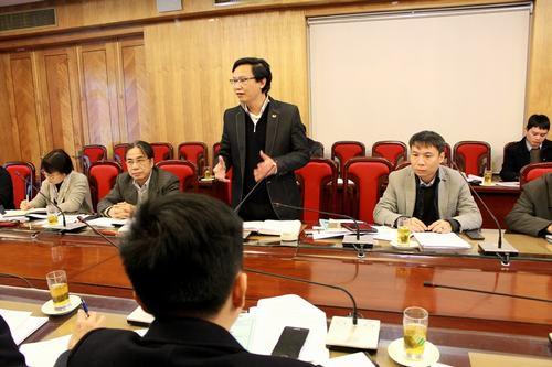 Thẩm định nhiệm vụ quy hoạch xây dựng vùng tỉnh Thanh Hóa
