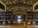 Chiêm ngưỡng vẻ đẹp của thư viện hơn 500 tuổi ở Đại học Oxford