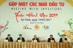 Thủ tướng Nguyễn Xuân Phúc dự Hội nghị gặp mặt các nhà đầu tư Nghệ An năm 2017