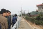 Thứ trưởng Lê Quang Hùng kiểm tra để nghiệm thu kỹ thuật xây dựng công trình đường cao tốc Hạ Long - Vân Đồn