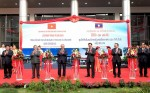 Thủ tướng dự lễ bàn giao Trung tâm đào tạo cán bộ quản lý KHCN cho Lào