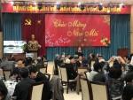 Bộ trưởng Bộ Xây dựng Phạm Hồng Hà gặp mặt cán bộ hưu trí dịp xuân Mậu Tuất 2018