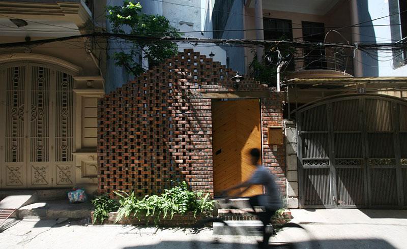 Thiết kế ngôi nhà 40m2