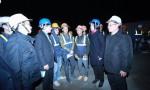 Công đoàn Xây dựng Việt Nam thăm và tặng quà Tết cho công nhân