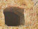 Quảng Ninh: San nền phát lộ hầm ngầm trong lòng núi