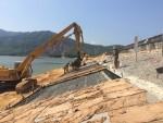 Nhiều hồ chứa nước, đập thủy lợi đứng trước nguy cơ mất an toàn