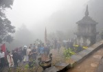 Đông Triều (Quảng Ninh): Khai hội xuân chùa Ngọa Vân
