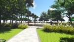 Hướng dẫn việc nộp tiền sử dụng đất đối với diện tích sử dụng vào mục đích công cộng