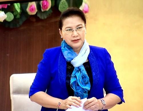 Khai mạc phiên họp thứ 31 UBTVQH