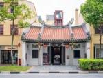 Khách sạn nằm trong ngôi đền cổ nhất Singapore