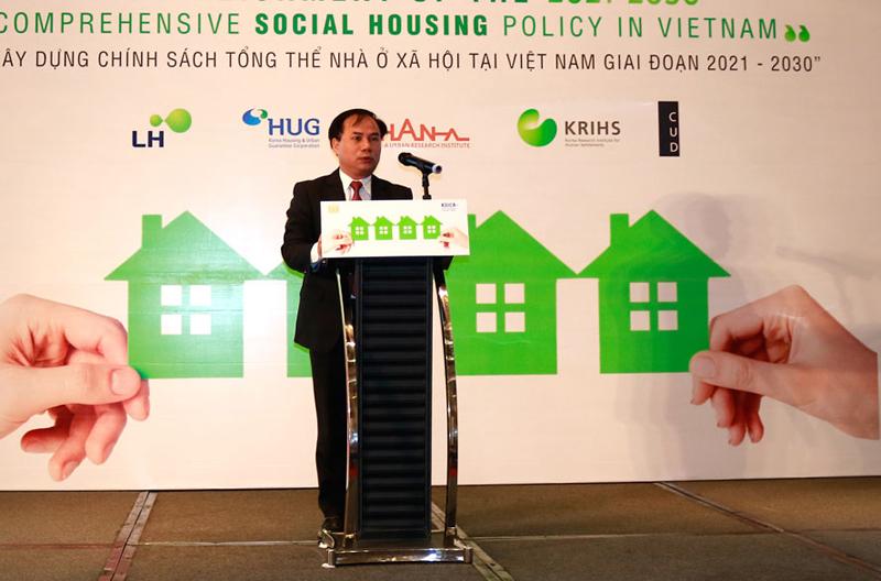 Xây dựng chính sách tổng thể nhà ở xã hội tại Việt Nam giai đoạn 2021 - 2030: Đảm bảo người dân đều được sở hữu nhà ở