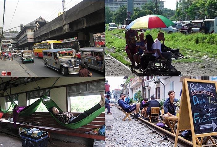 35 năm trước Philippines có tàu điện, Việt Nam chờ đến bao giờ?
