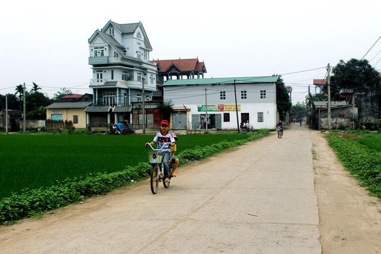 Vĩnh Phúc: Quy định điều kiện xã nông thôn mới kiểu mẫu