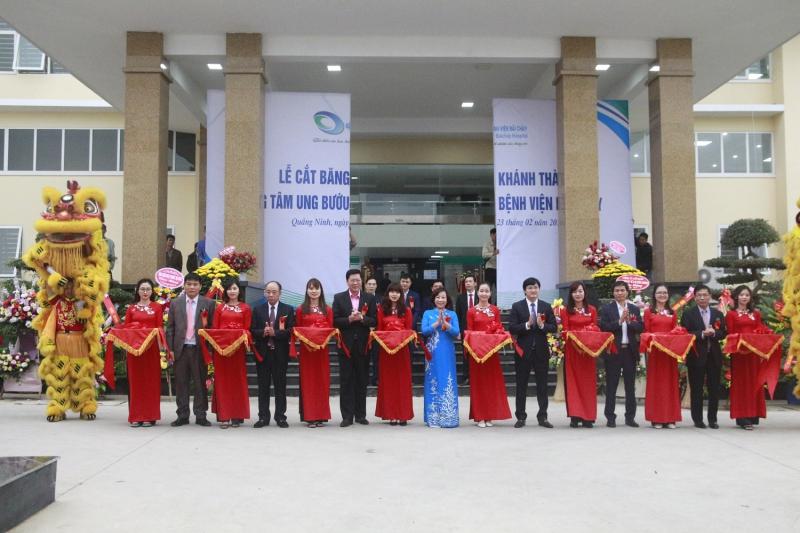Quảng Ninh: Xây dựng nhiều công trình y tế chăm sóc sức khỏe cho người dân
