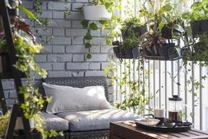 """Nhà chung cư """"lột xác"""" ấn tượng nhờ những khu vườn cây xanh bắt mắt"""
