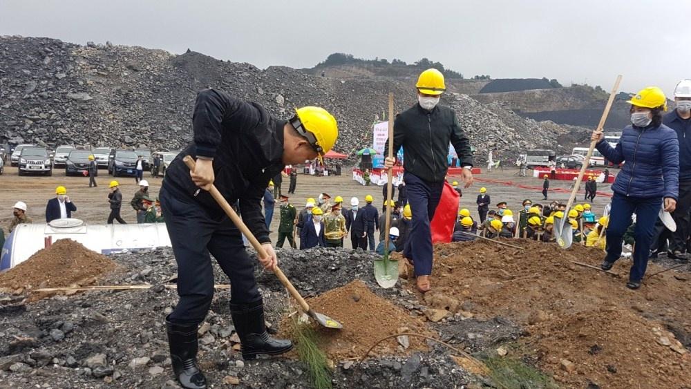 Cẩm Phả (Quảng Ninh): Trồng trên 1.500ha rừng năm 2020