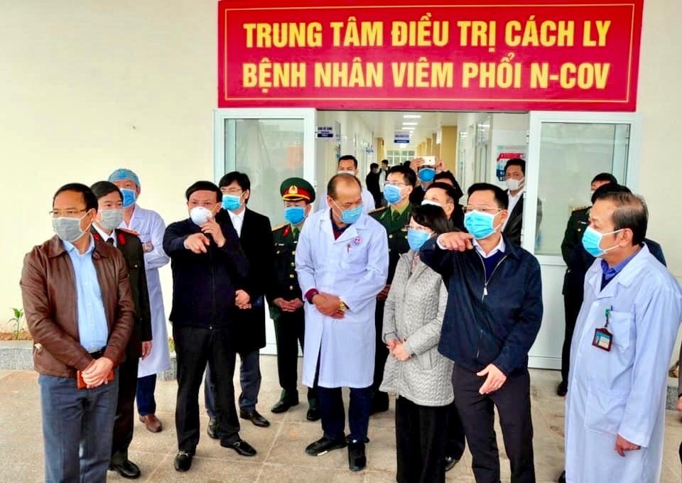 Bảo hiểm Xã hội Việt Nam: Cần chung tay tháo gỡ khó khăn với ngành Y tế Quảng Ninh