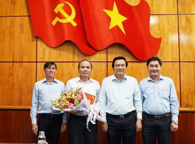 Nhân sự mới tại Long An, Hòa Bình