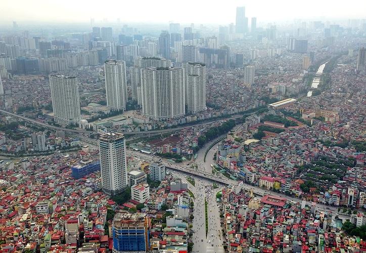 Bất động sản quận Cầu Giấy khan hiếm nguồn cung căn hộ cao cấp mới