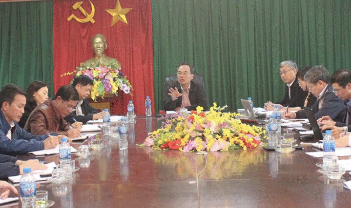 Bắc Giang: Cần bảo đảm chất lượng các dự án tạo quỹ đất xây dựng Khu dân cư