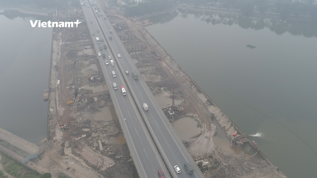 Toàn cảnh dự án 340 tỉ đồng giải quyết ùn tắc cho cửa ngõ phía Nam
