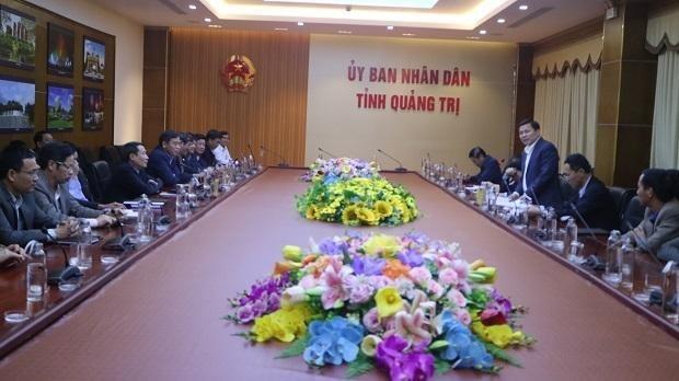 Kết luận thanh tra về việc quản lý, sử dụng đất đai tại Quảng Trị