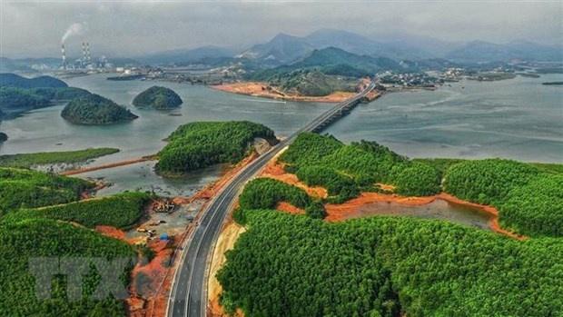 Thành phố Hạ Long đầu tư 2.500 tỷ đồng phát triển hạ tầng giao thông