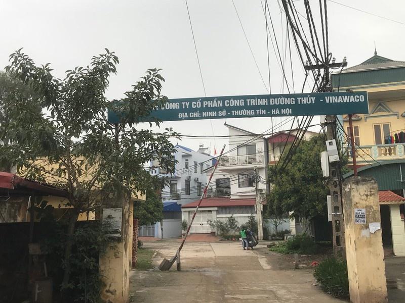 Thường Tín ( Hà Nội): Dấu hiệu sai phạm nghiêm trọng trong công tác quản lý đất đai, trật tự xây dựng tại xã Ninh Sở
