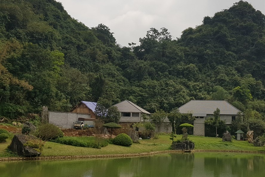 Cận cảnh: Resort, homestay xâm hại vùng lõi di sản Tràng An