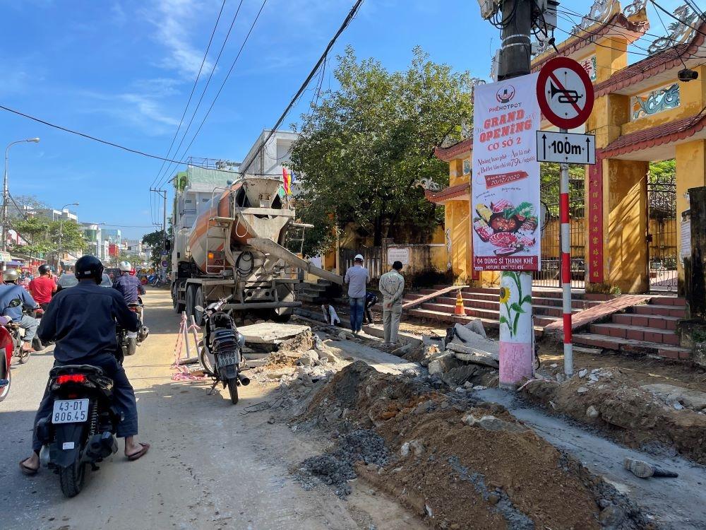 Đà Nẵng: Xử lý ngập úng để tái thiết lại đô thị