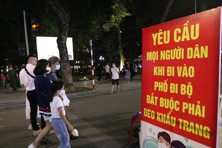 Hà Nội: Quyết liệt thực hiện các biện pháp phòng, chống Covid-19 trong tình hình mới