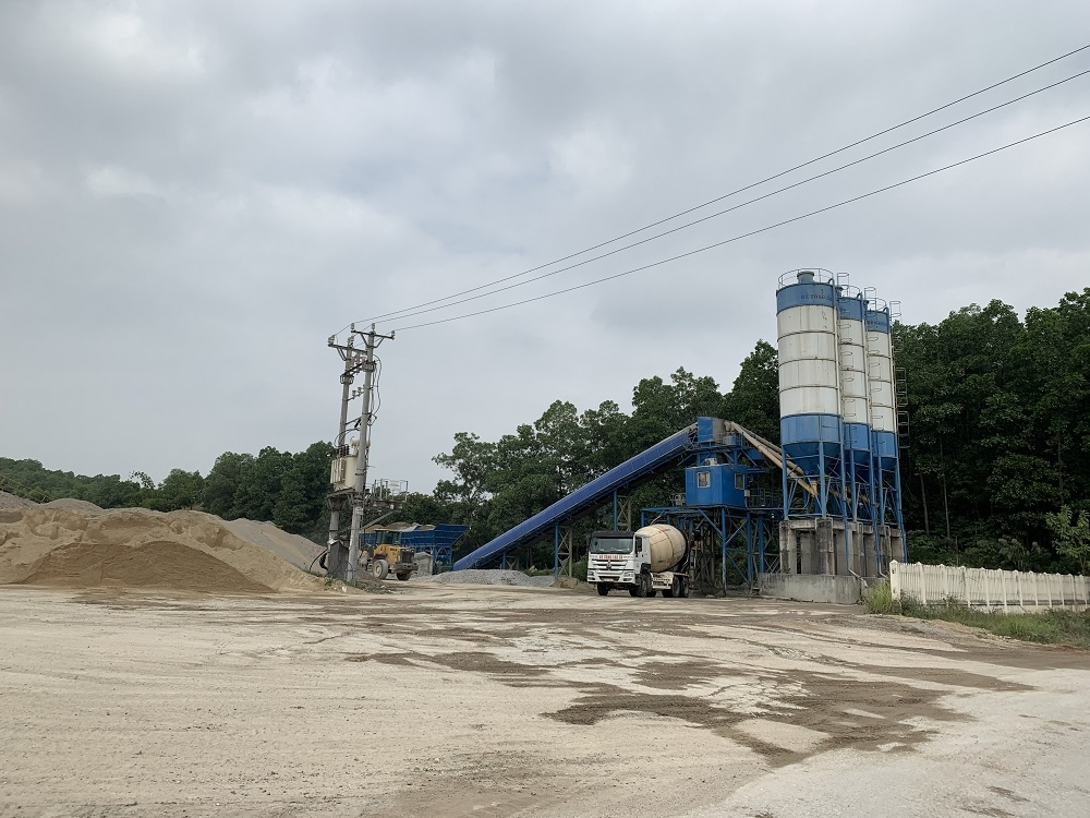 Thái Nguyên: Đang xem xét xử lý vi phạm đối với Công ty TNHH Xây dựng và Xuất khẩu 168