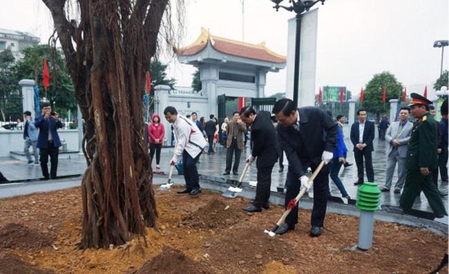 """Hà Nội: Phát động tổ chức """"Tết trồng cây đời đời nhớ ơn Bác Hồ"""" Xuân Tân Sửu năm 2021"""