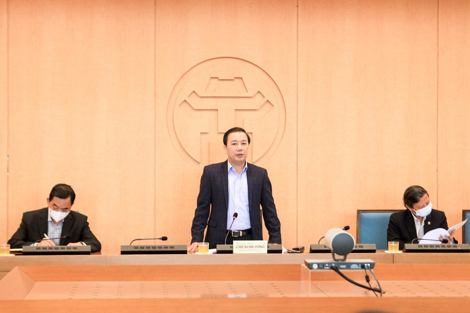 Hà Nội: Xử phạt nghiêm các trường hợp cố tình khai về từ Hải Dương để được xét nghiệm