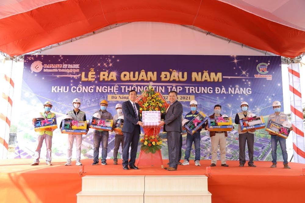 Đà Nẵng: Khu công nghệ thông tin tập trung ra quân đầu năm