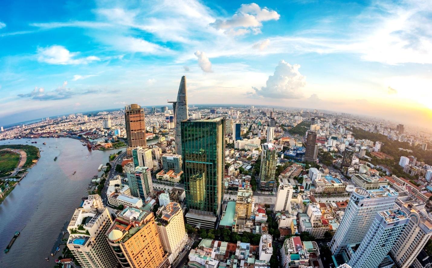 Thành phố Hồ Chí Minh sẽ trở thành đô thị thông minh vào năm 2025