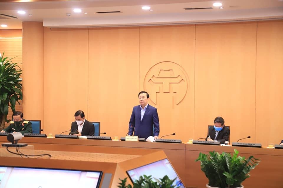 Hà Nội: Sẽ xem xét nới lỏng một số biện pháp phòng dịch nhằm ổn định kinh tế